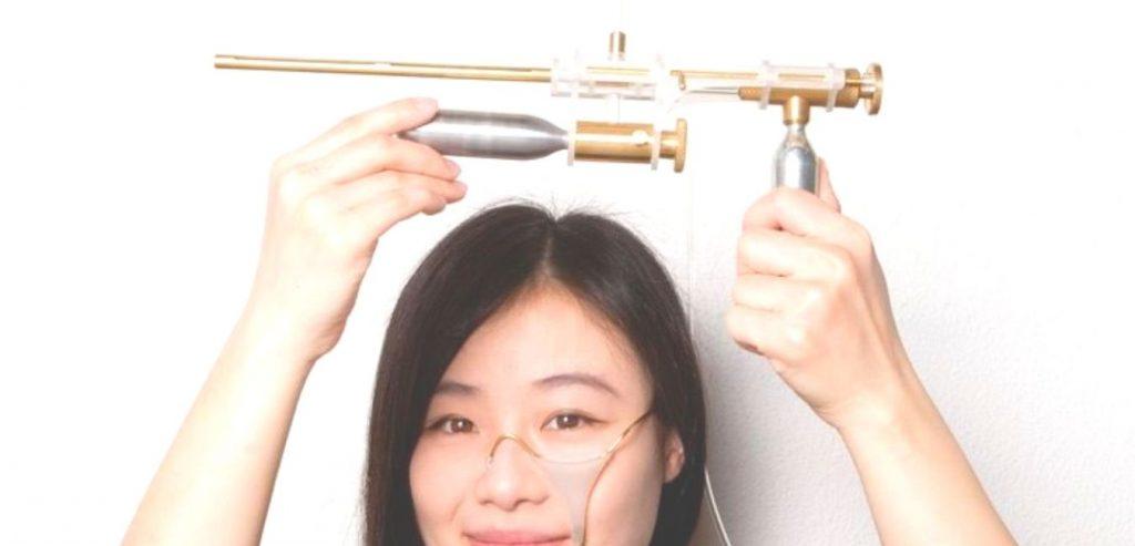 Schüler erstellt GUN, die mit TEARS funktioniert